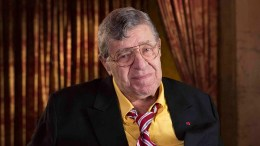 Actor and comedian Jerry Lewis