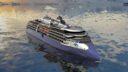 ABB luxury cruise ships arctics Lindblad Expeditions