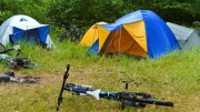 illegal campsites