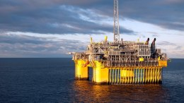 Statoil Equinor Troll C Land power NCS North Sea