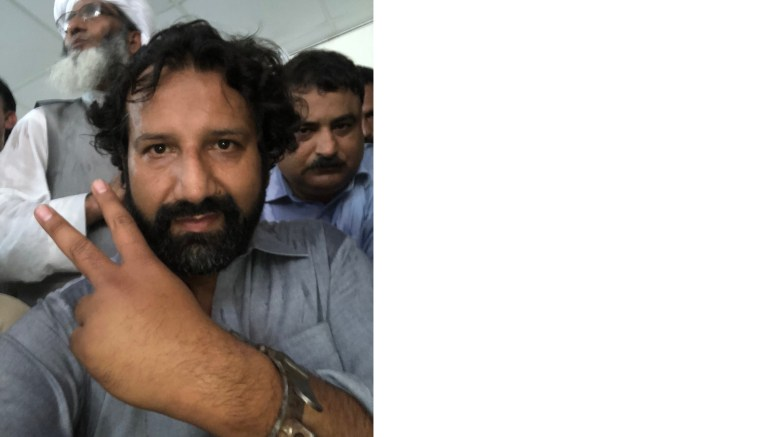 Khadafi Zaman Pakistan custody jail