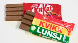 Kvikk Lunch, KitKat