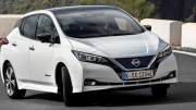 Nissan Leaf Electric Car Sales
