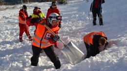 Red Cross Avalanche Tamok Valley