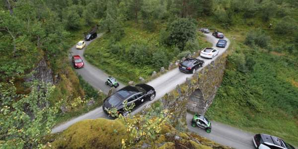 Norway crowned as safest country to drive in