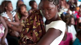 Children left behind abroad forced marriage teenage birth