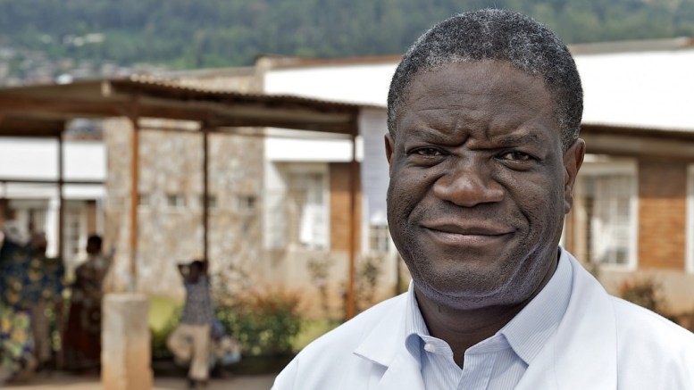 Oslo Freedom Forum Mukwege