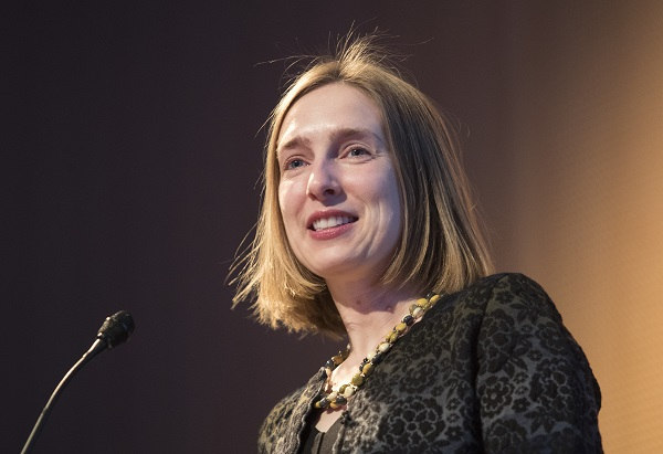 Minister of Research and Higher Education Iselin Nybø (Liberal Party).Photo: