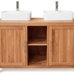 Mobel Oak Bathroom