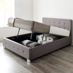 Double Storage Beds