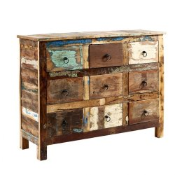 Reclaimed Wood Bedroom Chests