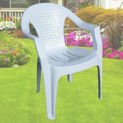 Plastic Garden Chairs