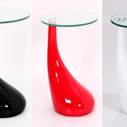 Coloured Lamp Tables