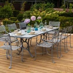Metal Garden Dining Sets