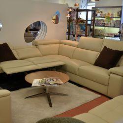 Leather & PU Corner Sofas