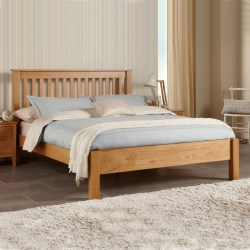 Double Wood Bed Frames