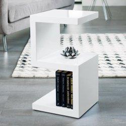 High Gloss Lamp Tables