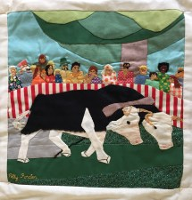 Norwich Fair. Polly Forcier, Quilter
