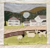 Pierce Farm. Silvette Gardner, Quilter