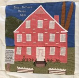 Seven Nations House. Nancy Hughes, Quilter