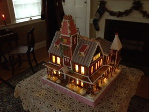 gingerbread house 2 LR
