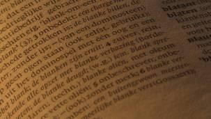 Blank of wit: een taalstrijd met een politieke ondertoon | Nieuwsuur