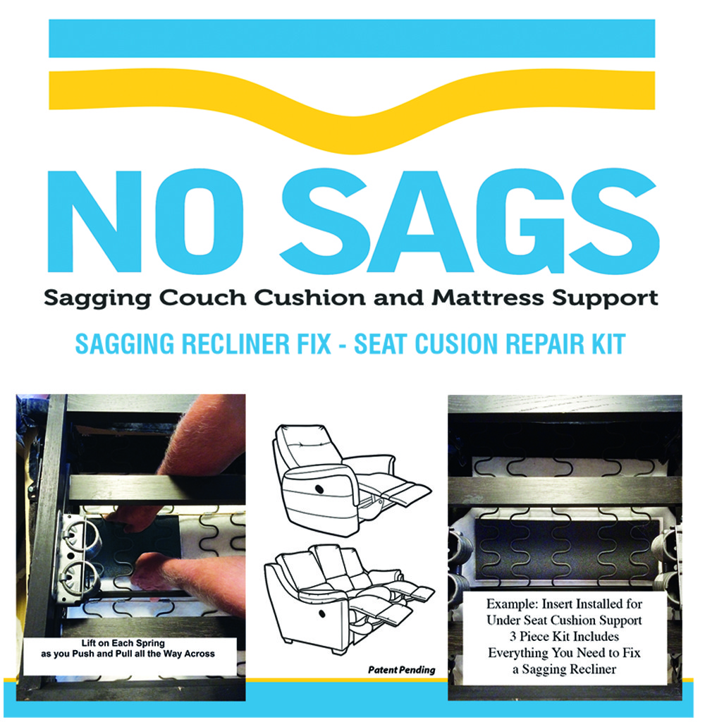 Sagging Recliner Support
