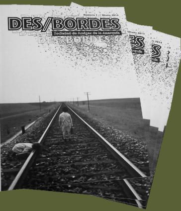 Nace una nueva publicación: Des/Bordes, una revista de la Sociedad de Amigas de la Anarquía, editada por el Grupo Libertario de Acción Directa.