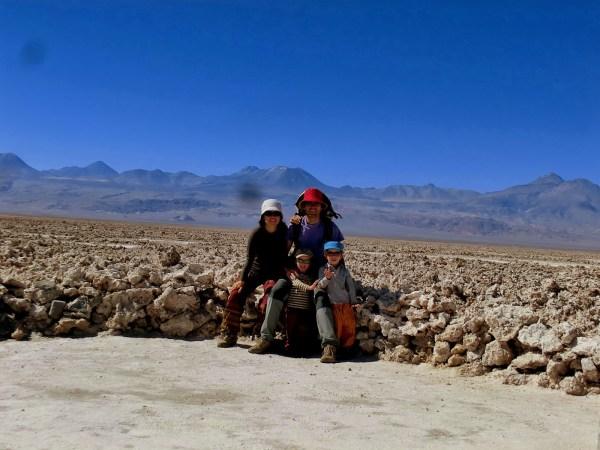 Salar d'Atacama (Chile, 2013)