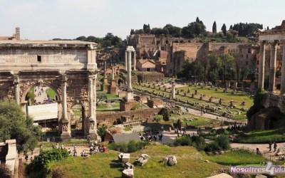4 DÍAS TRANQUILOS EN ROMA CON NUESTROS NIÑOS