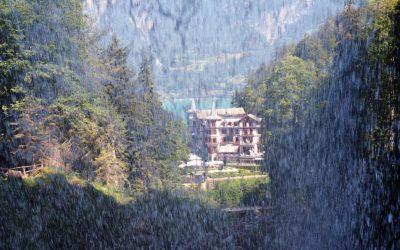 Excursión por Giesbachfälle o cascada Giesbach
