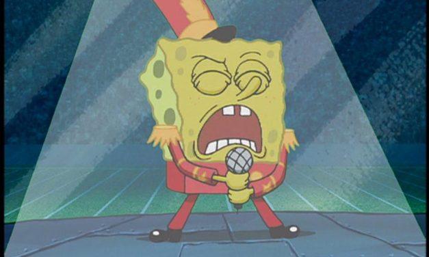 Canção de Bob Esponja será tocada no intervalo do Super Bowl