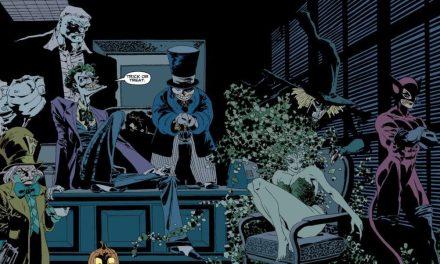 Batman: O Longo Halloween   Animação inspirada na clássica HQ está em desenvolvimento para o DC Universe