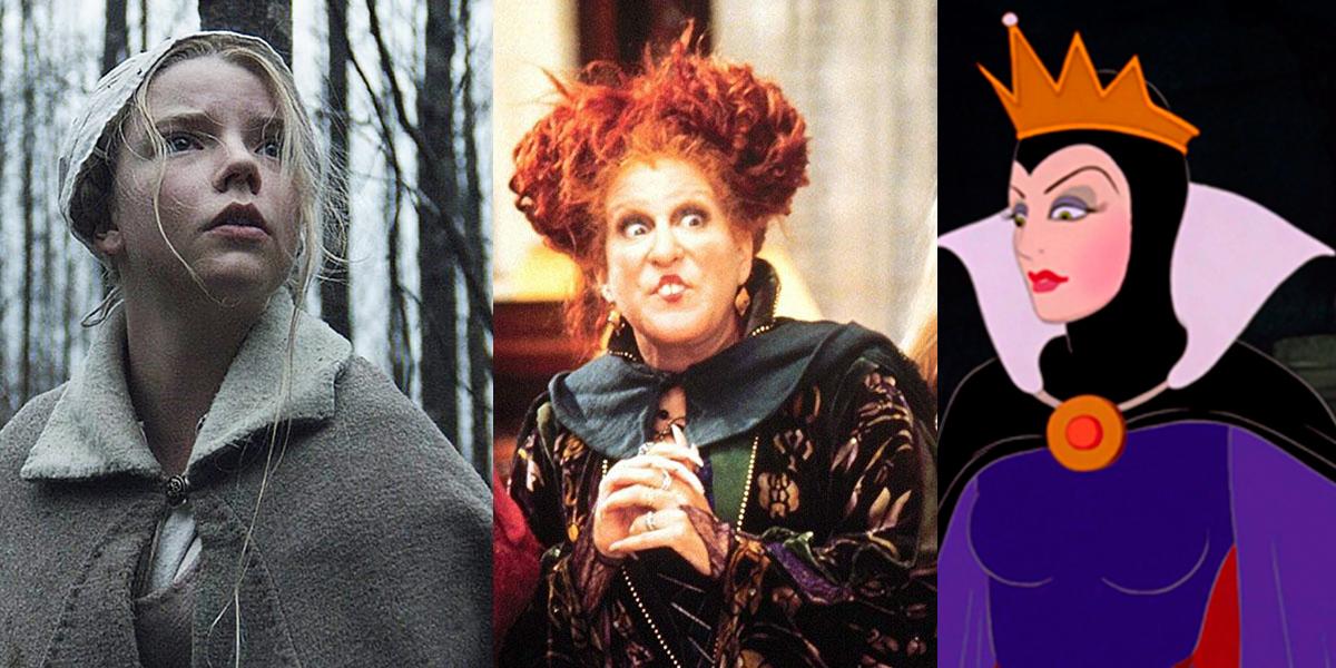 Lista | 10 Melhores filmes com bruxas