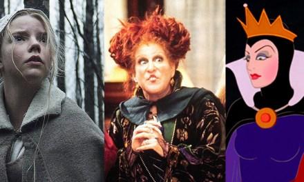 Lista   10 Melhores filmes com bruxas