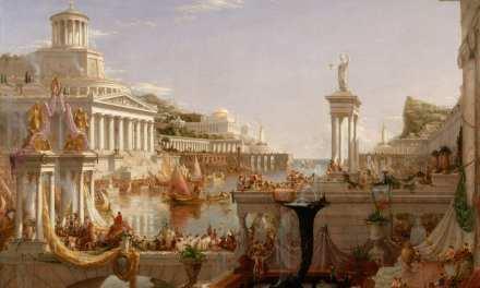 Construtores encontram tesouro do Império Romano enterrado em escombros de antigo cinema