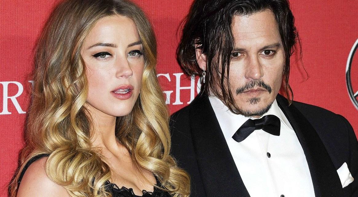 Documentos vazados podem comprovar agressão de Johnny Depp contra Amber Heard
