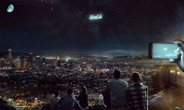 Empresa russa pretende lançar outdoors gigantes na órbita da Terra