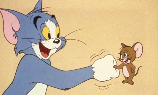 Tom e Jerry | Filme em live-action terá diretor de fotografia de Aladdin