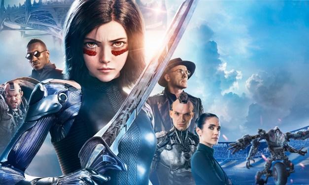 Crítica | Alita: Anjo de Combate – Robert Rodriguez e James Cameron entregam grande espetáculo