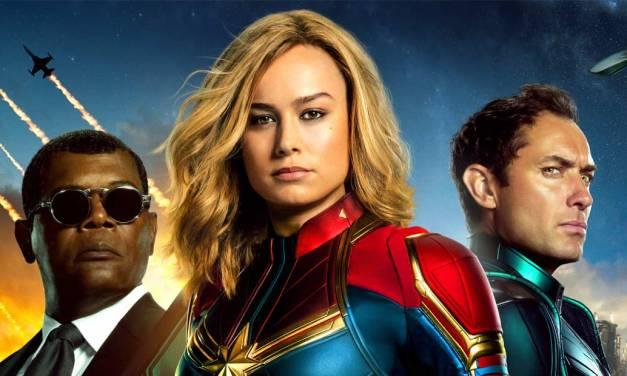Capitã Marvel | Reveladas as duas cenas pós-créditos do filme