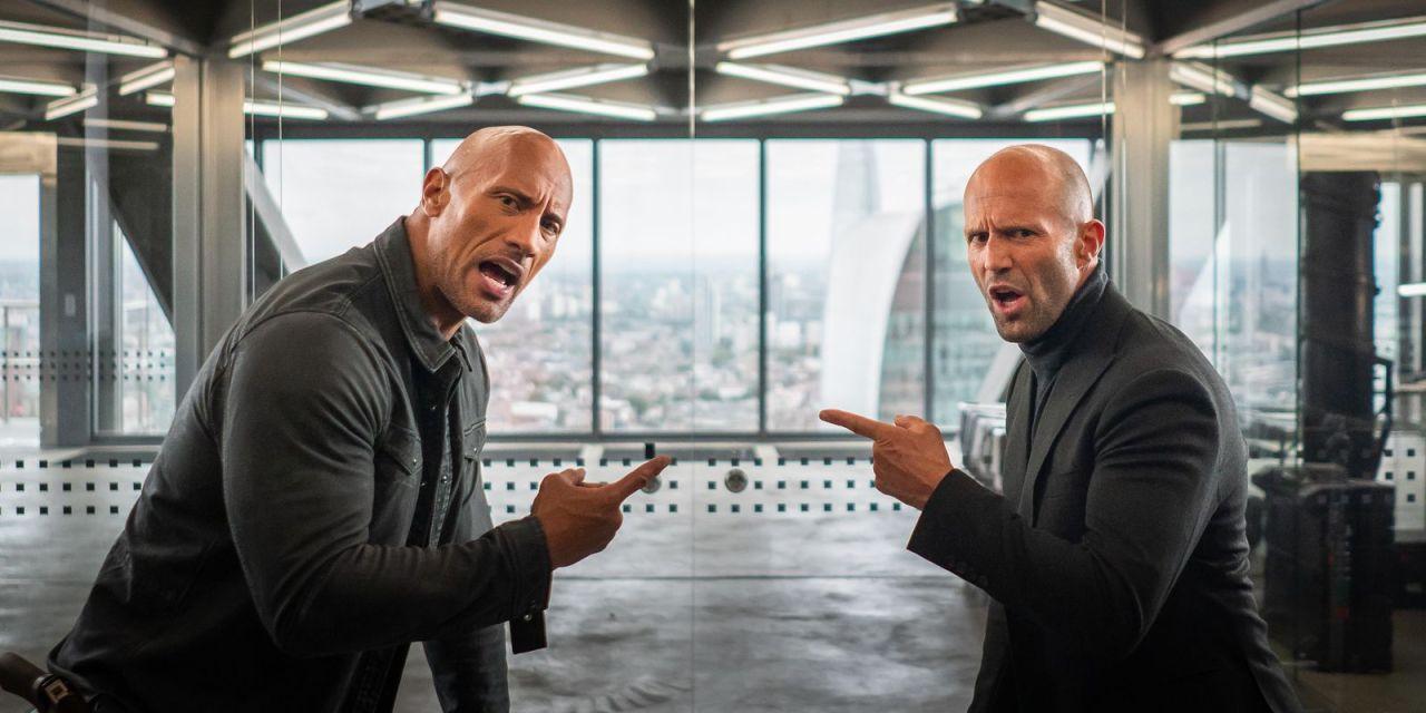 Hobbs & Shaw | Novo vídeo legendado do spin-off é divulgado
