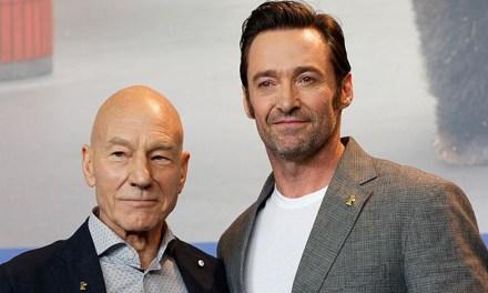 Patrick Stewart e Hugh Jackman entram para o Guinness pela carreira como heróis da Marvel