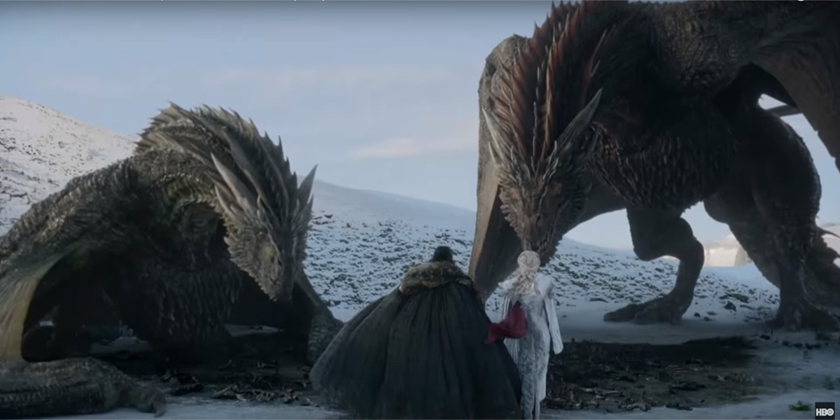 8ª temporada de Game of Thrones ganha primeiro trailer oficial