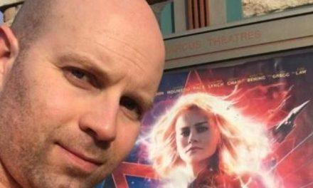 Capitã Marvel | Conheça o homem que assistiu ao filme 116 vezes no cinema