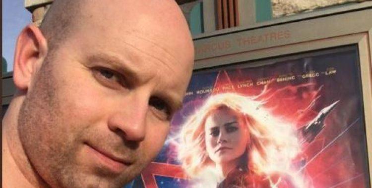 Capitã Marvel   Conheça o homem que assistiu ao filme 116 vezes no cinema