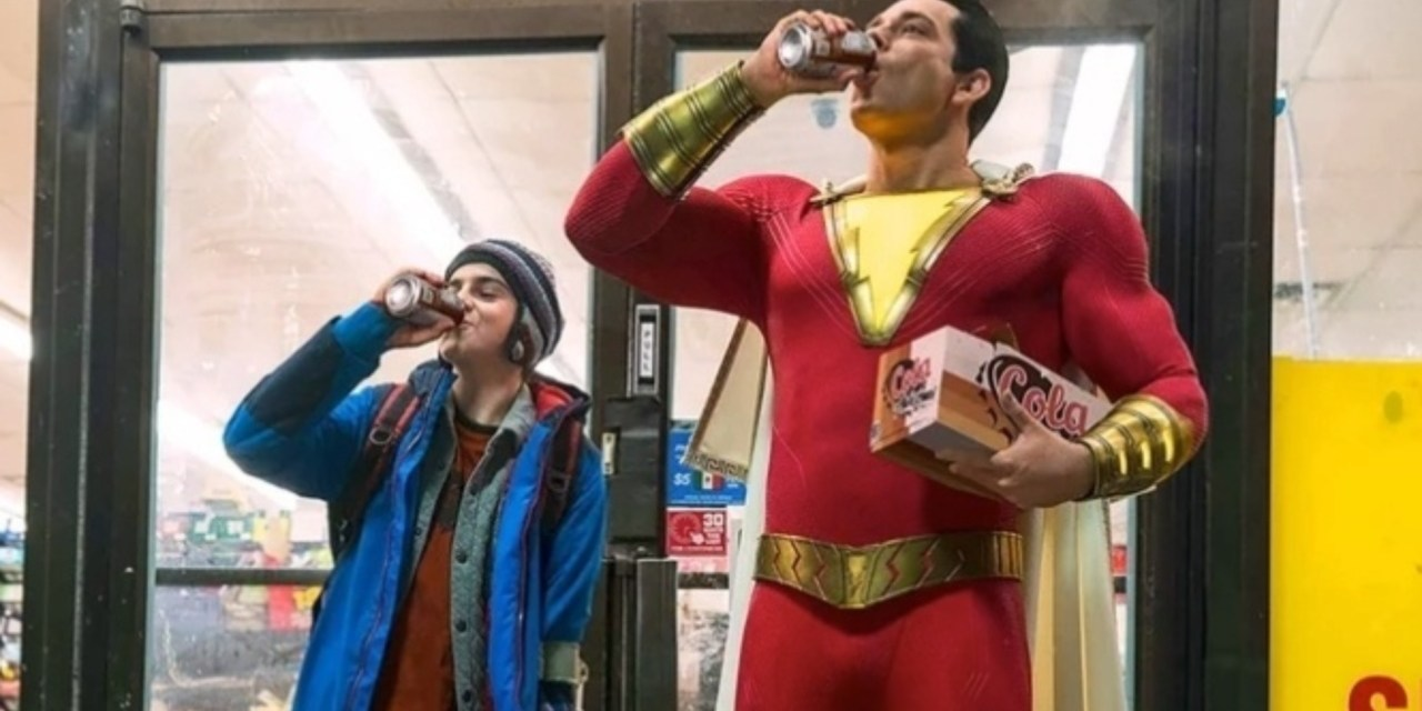 Crítica com Spoilers   Shazam! – Quero ser um Super-Herói