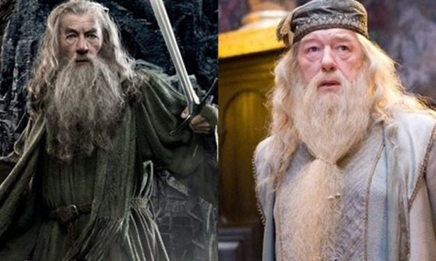 George R. R. Martin diz que Gandalf venceria Dumbledore em um confronto