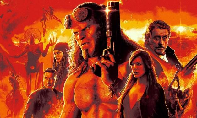 Crítica | Hellboy (2019) – O pão que o diabo amassou