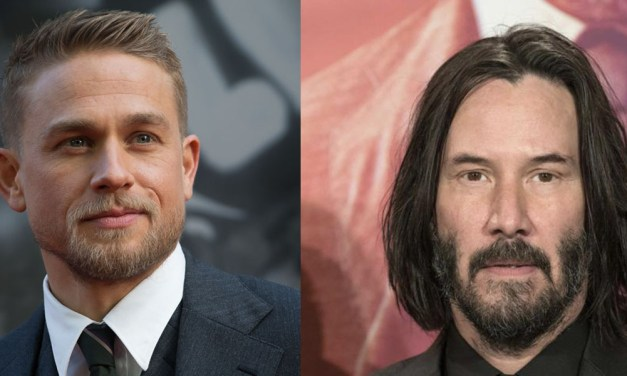 Charlie Hunnam e Keanu Reeves podem estar em Os Eternos, aponta rumor